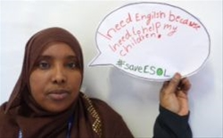 New ESOL funding for Muslim women: NATECLA's response