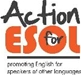 Action for ESOL logo