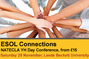 ESOL Connections - Saturday 29 November - Leeds