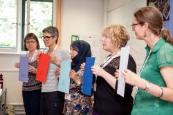 Specialist qualifications for ESOL teachers