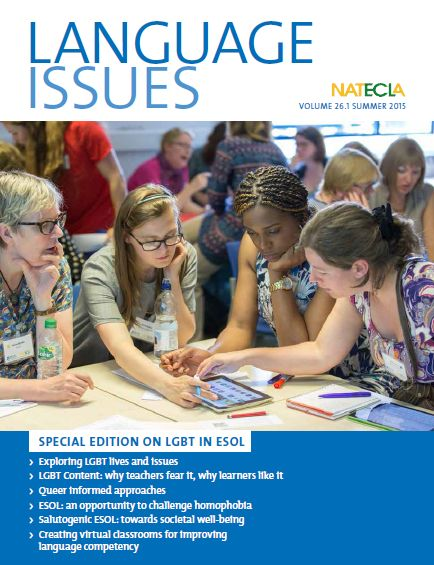 Language Issues ESOL journal