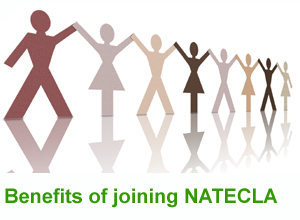 Benefits of joining NATECLA