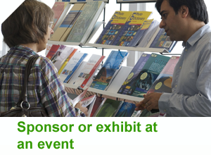 Promote your organisation or product at a NATECLA event