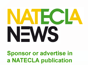 Advertise in a NATECLA publication