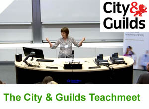 City and Guilds Teachmeet