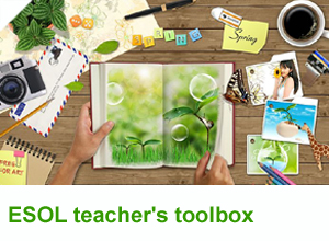 ESOL teacher's essential classroom items