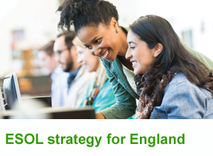 ESOL strategy for England